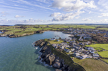 "North Anglesey <br><font size=""2"">Cemaes Bay, Amlwch, Church Bay</font>"
